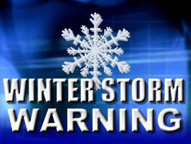 Winter Weather Advisory for Thursday - blowing snow